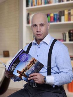 Dr. Faisal Khazaal, PhD. LLD. KGCC., Chairman of Elite Capital & Co. Limited