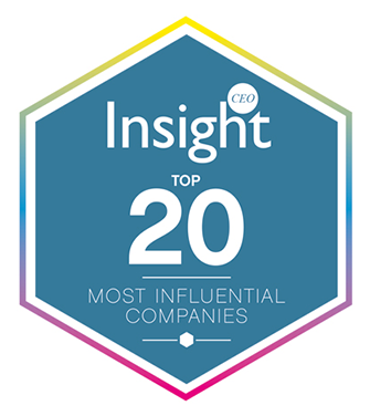 CEO Insight's list of Top 20 Most Influential Companies 2017 in the World