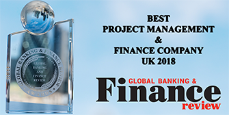 """""""Best Project Management & Finance Company UK 2108"""" by Global Banking & Finance Review"""