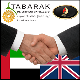 Elite Petro & Gas and Tabarak Investment Capital Limited (Investment Bank)