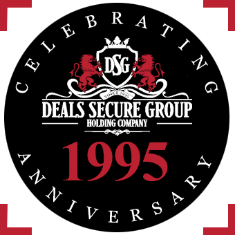 Deals Secure Group Holding Company celebrates it's silver jubilee and adopts a new slogan to mark the event