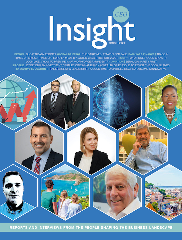 CEO-Insight's Cover - Autumn 2020